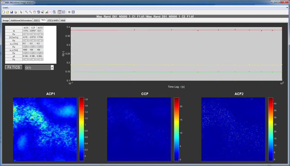 Microtime Image Analysis (MIA) — PAM documentation 1 2 documentation